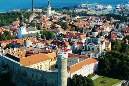 En enestående rejse til de baltiske lande
