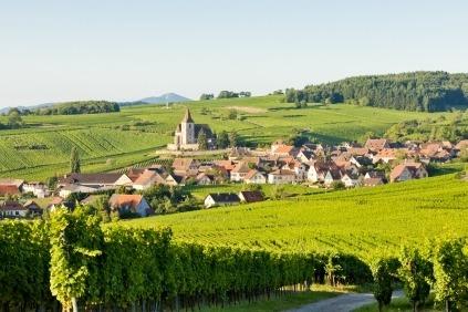 Smukke Alsace