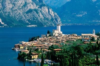 Gardasøen er en af Europas populæreste rejsemål