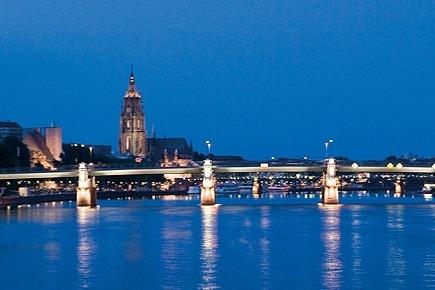 Et smukt juletogt på Rhinen