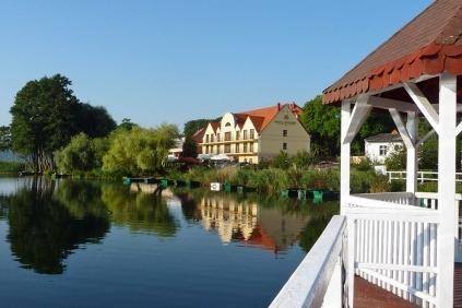 Dejlig miniferie med bus til hyggelige Barlinek i Polen