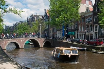 Velkommen til dejlige Amsterdam
