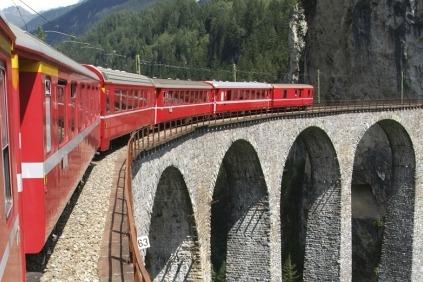 Kom med på denne fantastiske rundrejse i Schweiz