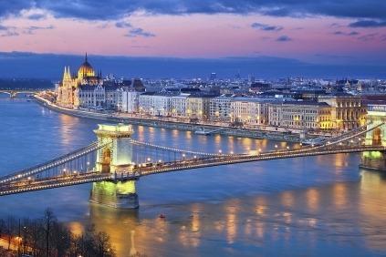 Kom med til Budapest - Donaus Perle