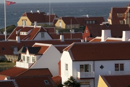På toppen af Danmark
