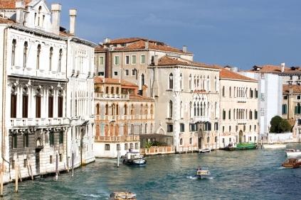 Velkommen til vores flodkrydstogt til Venedig