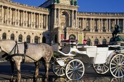 Kom med til fantastiske Wien