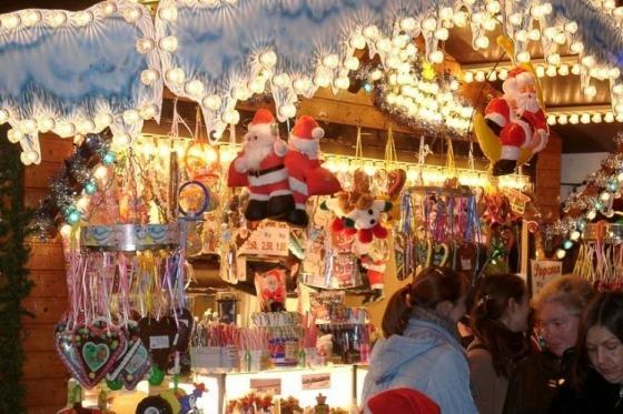 Dejlige julemarkedsture