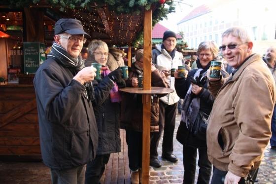 Kom med til Adventsweekend i Bremen
