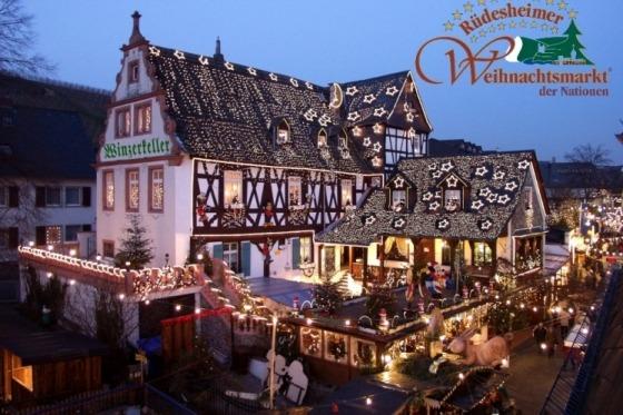 Rüdesheim i julen - det er skønt
