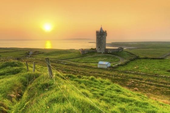 Kom med på den enestående rundrejse i Irland