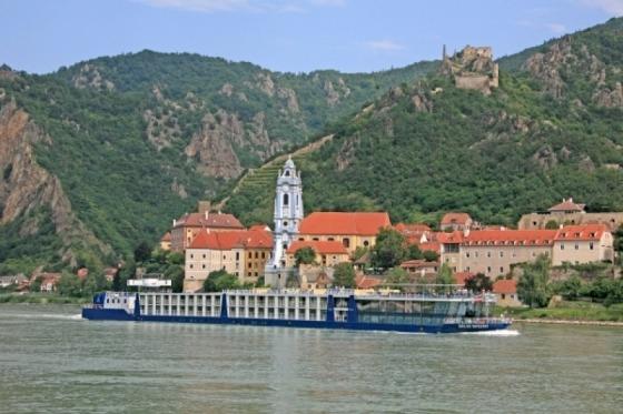 Velkommen på Donau