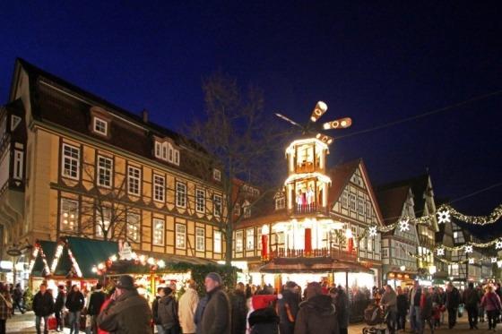 Hold jul i smukke Celle