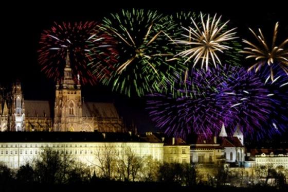 Oplev Prag til nytåret