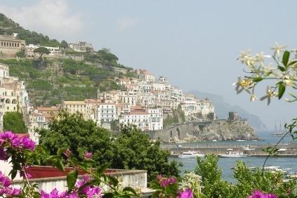 Fantastiske Amalfi