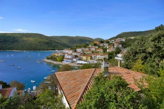 Smukke kyststrækninger og gamle kulturbyer, det er Istrien