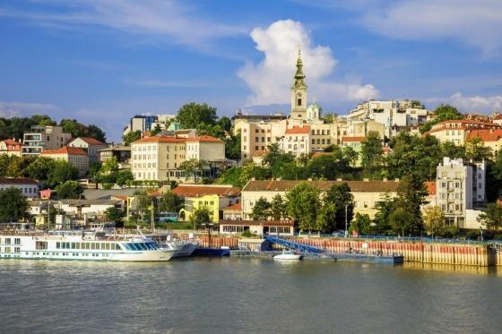 Kom med os på det smukke flodkrydstogt fra Beograd til Budapest
