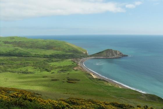 Syd England og dets smukke natur