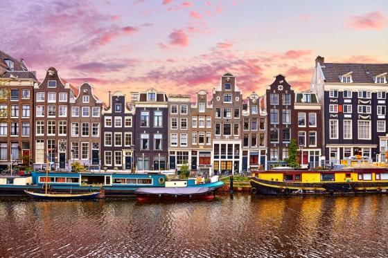Oplev Holland på dette herlige flodkrydstogt.