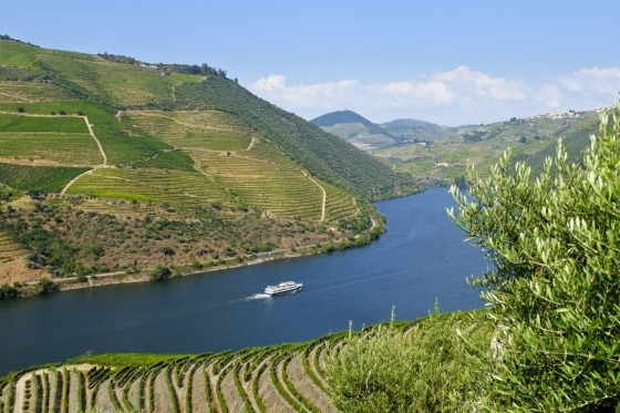 Oplev Douro floden i Portugal med all inclusive om bord.