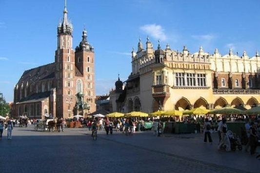 Velkommen i Krakow - Polens kulturby nr. 1