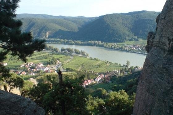 Sejl med på den smukke Donauflod