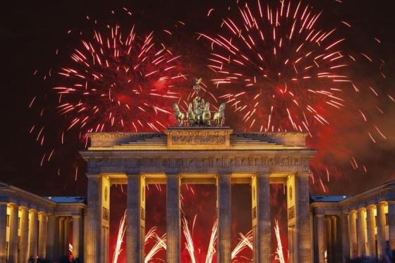 Nytårsrejse til Berlin