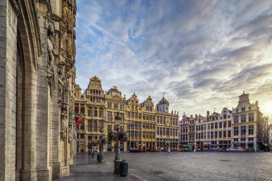 Velkommen til Bruxelles og Belgien