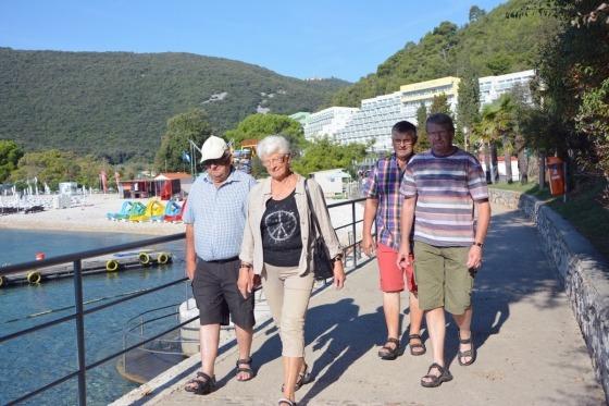 Velkommen på rejsen til Østrig og Istrien