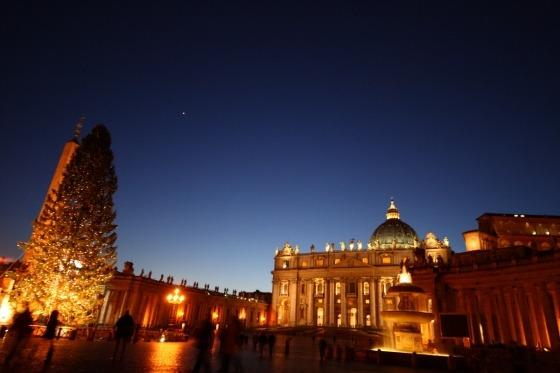 nyd dejlige juledage i Rom