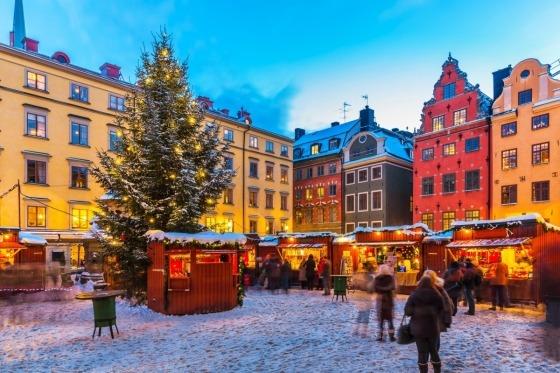 rejs med på en herlig adventsrejse til Stockholm