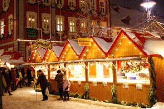 Kom med på julerejse til Suhl i Thüringen